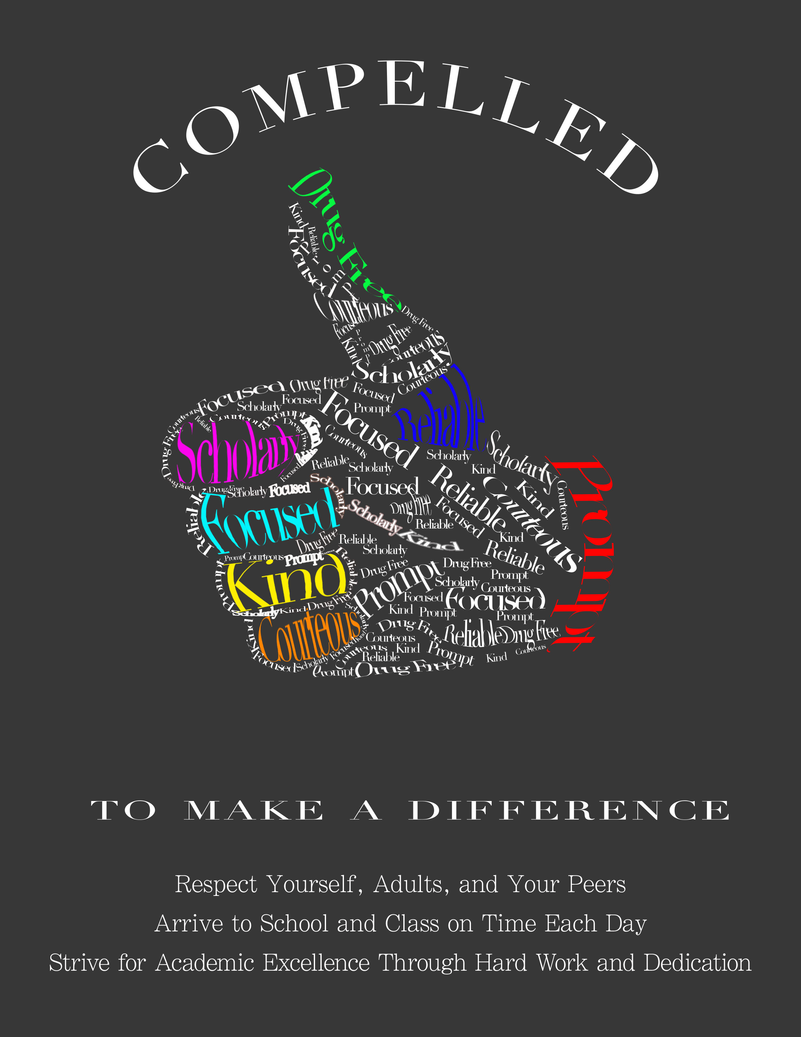 At Washington Prep. H.S., We Are Compelled To Make A Difference